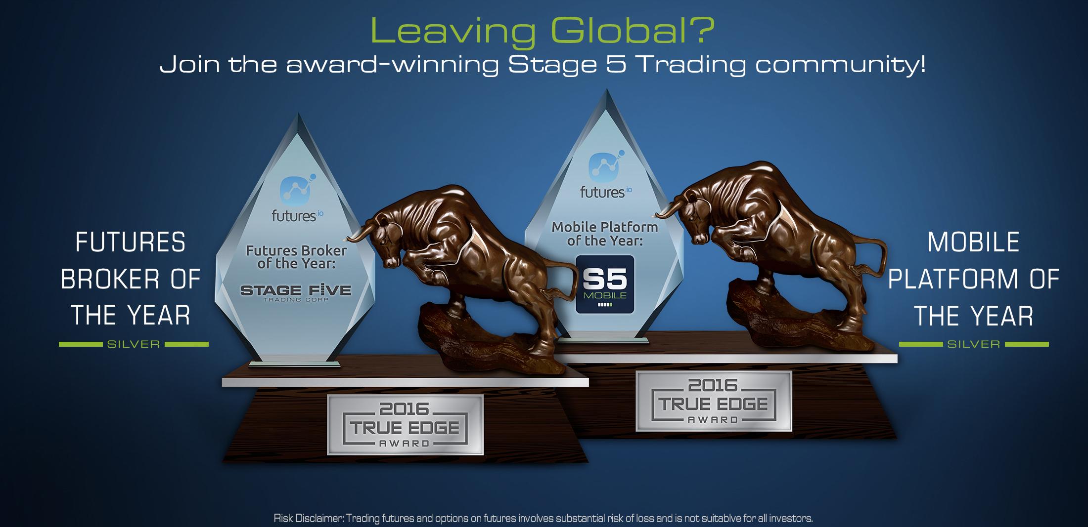 Leaving Global?